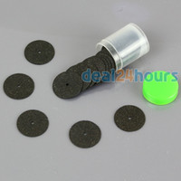 Wholesale 1 Tube Discs for Dremel Rotary Black Dremel Cut Off Wheels mm Reinforced