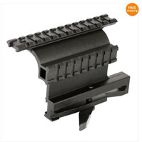 Wholesale 7 x39 Saiga Quick Detach Rail Side Scope Mount FreeShipping