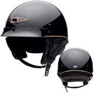 Wholesale 2013 limited years david original Genuine motorcycle helmets biker helmets men s leather helmets M L XL XXL