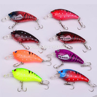Wholesale 2014 Top Quality Fishing Lures color cm g fishing tackle Classic Proberos style Minnow fishing bait freeship
