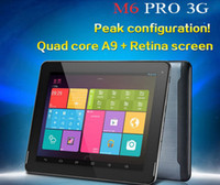 PIPO 9.7 inch Quad Core PIPO M6 Quad Core RK3188 9.7 Inch Android 4.2 Tablet PC IPS Retina Screen 2GB DDR3 RAM 16GB ROM Bluetooth WiFi USB 3G HDMI