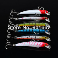 Wholesale 2013 New Fishing Bait color G CM fishing tackle high carbon steel anchor hook pc Fishing Lure