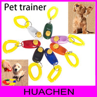 Wholesale The dog training clicker Pet dog training discipline is the dog clicker New item