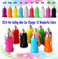USB DC 12V Under 10 Volts 200 pcs free DHL Mini 5V 1A USB Car Charger for iPhone 3G 3GS 4 4S 5 Samsung Galaxy S3 S4Cell Mobile Phone Charger Adapter DHL fedex