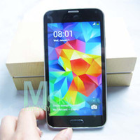 Wholesale I9600 S5 MTK6572 inch Android WiFi dual Core Single SIM WCDMA G with Air Gesture Unlocked Smart Mobile Cell Phone