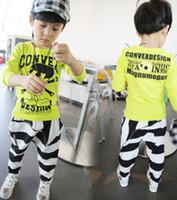 new design pants - 2014 Summer New Design Korean Children Boys Casual Striped Haroun Pants Kids Leisure Ornament Big Zipper Splicing Jiont Trousers I0256
