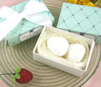 Wholesale EMS quot Sea shells shape quot White Scented Soap for Wedding favor and gifts or Baby Shower Favors K07684
