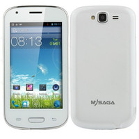 Wholesale S3 I9300 Design MYSAGA C3 Smartphone Android MTK6572M Dual Core Inch GPS Dual SIM Card Cell Phone