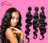 Wholesale Fashion A Queen Hair Loose Wave Brazilian Virgin Hair Extensions Natural Color Tangle Free