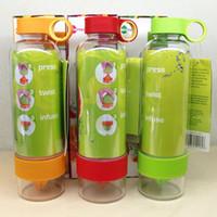 High Quality 3 colors 830ml Lemon Bottle Cup Korea Citrus Zi...