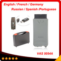 2014 Top sell NO. 1 High quality Great deal VW VAS 5054A obd ...