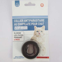 Wholesale New Month Effective Anti Fleas amp Ticks Mosquitoes Collar Elimination Neck Strap for Adult Cats Pets Puppies CW0008