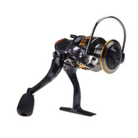 Wholesale 9BB Ball Bearings Left Right Interchangeable Collapsible Handle Fishing Spinning Reel Reels LJ3000 H10372 NOT Daiwa