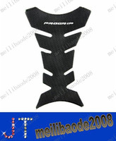 Wholesale Reflective CARBON FIBER Protector Fashion style Motorcycle gas tank rubber sticker Let your tank cooler and safer MYY724