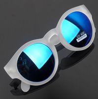 Resin Lenses Fashion Butterfly stylenanda Korean wave star favorite sunglasses High quality Fashion Cool Anti-Reflective Unisex classic Sunglasses
