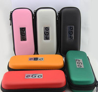 Silicon eGo atomizer bags cases  50 Pcs lot + Electronic cigarette e cigarette e cig zipper cases for ego t ego vv evod ce4 ce5 ce4 ce5 mt3 protank e-cigarette start kit