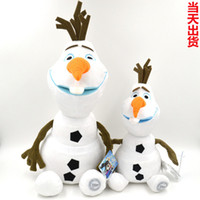 baby dolls - 5pcs OLAF cm frozen doll baby doll action figures plush toy snowman snow toys