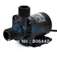 Wholesale Cheap Electric Centrifugal Pump DC V Water Pump Black TK0410