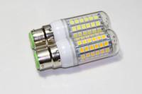 Wholesale 2014 NEW Ultra Brightness LED lamps B22 LEDs V V V High Quality Chip SMD Corn LED Bulbs15W light