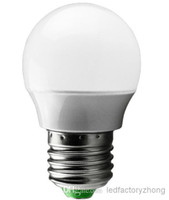Cheap Led bulb lamp Plastic Bulb 3w SMD free shipping led lamps newest led material