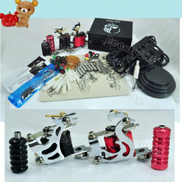 Wholesale Complete Tattoo Kit Machine Equipment Set Starter Guns Supply US Plug