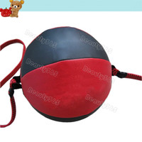 Wholesale Double End MMA Boxing Training Gear Punching Speed Ball Bag TK0931