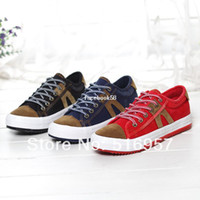 Wholesale New High Quality Sneakers Canvas Shoes Breathable for women colors In low top Bottom Shoes CA933