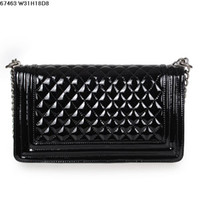 Wholesale retailed drop shipping lady handbags fashion bags evening bags shoulder bags Totes Clutch bag geniune sheep leather