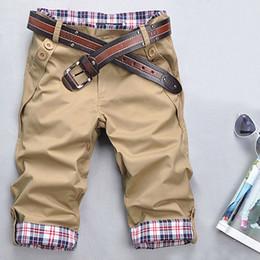 2014 новых горячих мужские повседневные брюки Брюки прямые Тонкий Fit лето джинсовые шорты мужчин брюки нескольких цветов Размер M ~ 3XL бесплатная доставка # 8201