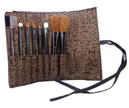Wholesale Make up blush brush loose powder brush make up cosmetic brush set piece set exquisite bags color
