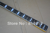 Wholesale 4 Strings Jazz Bass Neck Rosewood Fingerboard Guitar Neck guitar parts