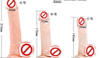 Wholesale Suction Cup G Spot - Wholesale - vibrating and rotation realistic dildo with suction cup, waterproof penis, multi function sex toy