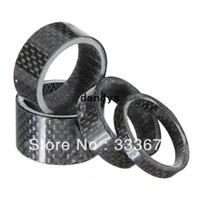 Wholesale 4x Carbon quot mm Headset Stem spacer DB060 dandys
