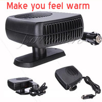 auto heaters - 12V W Auto Car Auto Vehicle Portable Dryer Heater Heating Cooler Fan Demister Defroster in Warm Hot Cold dandys