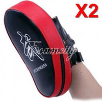 Wholesale MMA Target Focus Punch Pads Boxing Mitts Training Glove Karate Muay Thai Kick dandys