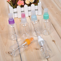ship spray bottles - Hot ML Portable Transparent Perfume Atomizer Hydrating Spray Bottle Makeup Tools dandys