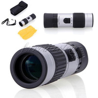 Wholesale X Powerful Zoom Adjustable Monocular and Mini Pocket Telescope Sports Concert for Hunting Camping dandys