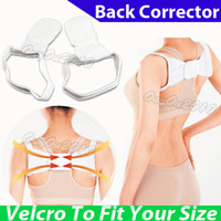 Braces & Supports   Back Support Brace Rectify Body Posture Shoulder Beauty Corrector Belt Band New Free Shipping Wholesale,dandys