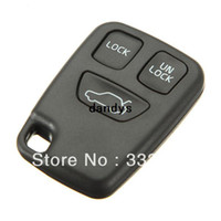 Wholesale car Button Remote Key FOB Replace Case Shell Cover For VOLVO S70 V70 C70 S40 V40 dandys