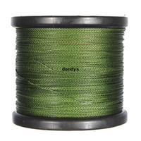 fishing braid - PE Moss Green Super Strong Braid Braided Fishing Line M LB kg dandys