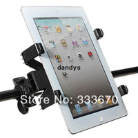 Wholesale New Support Bicycle Stand Adjustable Holder Mount For Tab inch For iPad Air mini For Samsung dandys