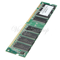 Wholesale Desktop Computer Pro MB PC133 MHz Pin SDRAM DIMM Memory Ram NON ECC Low Density dandys