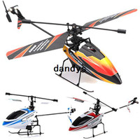 Wholesale New Gift WLtoys Upgraded Version V911 CH G Single Propeller Mini Radio Control RC Helicopter GYRO BNF Outdoor Body Only dandys