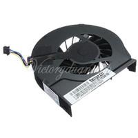 Envío de la nueva CPU del ordenador portátil Notebook refrigerador del ventilador DC 5V 0.5A para HP Pavilion G6-2000 683193-001 055417R1S FAR3300EPA , dandys