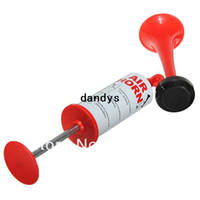 100% New air horn pump - New Hand Held Loud Pump Action Air Horn Klaxon No Gas For Sport Party Emergencies dandys