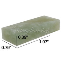 Wholesale New Grit Knife Razor Whetstone Oilstone Sharpening Sharpener Stone Hone Blades Pocket Polishing Tools dandys