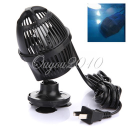 Wholesale 3000 L H Aquarium Fish Tank Submersible Wave Maker Vibration Pump Powerhead Wavemaker dandys