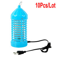 Wholesale Hot selling V EU Plug Electrical Photocatalyst Mosquito Killer Lamp Flying Insect Pest Repeller Repellent TK1034