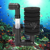 Aquariums & Accessories Filters & Accessories Eco-Friendly Free Shipping Aquarium Biochemical Sponge Filter With Suction Cup Fish Tank Fry Shrimp Breeding Oxygen Filtration Foam XY-2830,dandys
