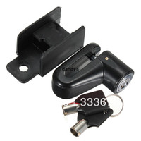 Cable Locks brake disk - Scooter Bike Bicycle Motorcycle Safety Anti theft Disk Disc Brake Rotor Lock Black dandys